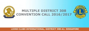 Convention Call 2017